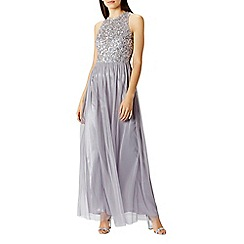 Coast - Ru sequin tulle prom dress