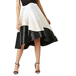 Coast - Bobbi colour block skirt