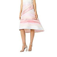 Coast - Havanna stripe skirt