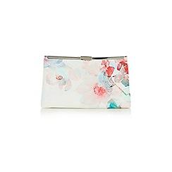 Coast - La-hune printed clutch bag