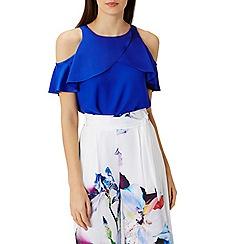 Coast - Krissi cold shoulder top