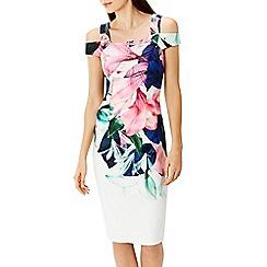 Coast - Flamenco shift dress