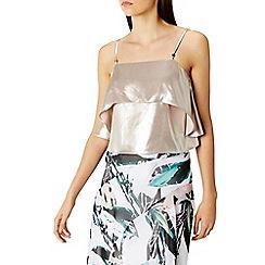Coast - Belize metallic camisole top