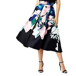 Coast - Brazil print full skirt