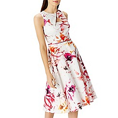 Coast - Janni cotton full midi dress