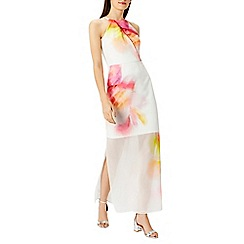 Coast - Demores print maxi dress