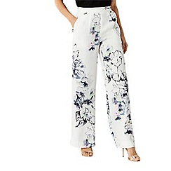 Coast - Amber printed trousers