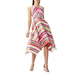 Coast - Bossa nova stripe dress