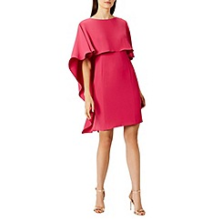 Coast - Sofia cape dress