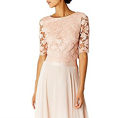 Coast - Fleur lace bridesmaids top