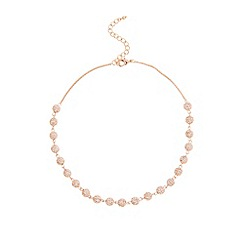 Coast - Elva sparkle ball necklace