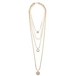 Coast - Imogen multi longline necklace
