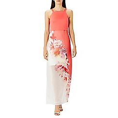 Coast - Camara printed maxi dress