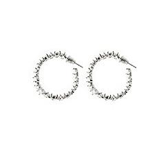Coast - Casey sparkle hoop earrings