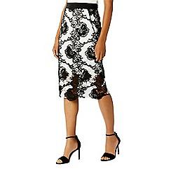 Coast - Kiera lace skirt