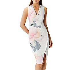 Coast - Debenhams Exclusive - Marinka printed shift dress