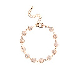 Coast - Elva sparkle ball bracelet