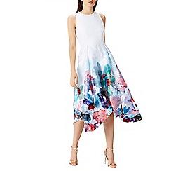 Coast - Azure orsay midi dress sl