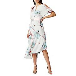Coast - La hune cold shoulder dress