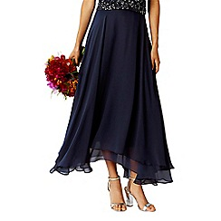 Coast - Navy 'Harrie' soft bridesmaid skirt