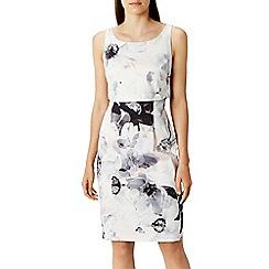 Coast - Floral cotton shift dress
