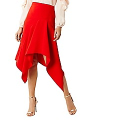 Coast - Saira asymmetric skirt