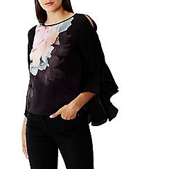 Coast - Debenhams Exclusive - Marinka cold shoulder top