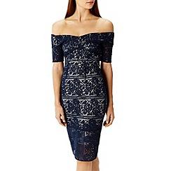 Coast - Caldera lace shift dress