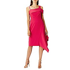 Coast - Pink 'Scarla' Soft Sleeveless Shift Dress