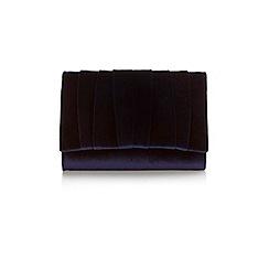 Coast - LA LUNE velvet bag