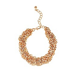Coast - Rose fold 'Hemera' sparkle bracelet