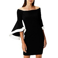 Coast - Elodie bell sleeved dress