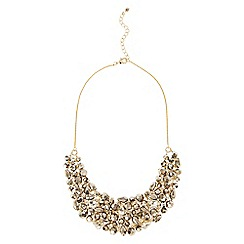 Coast - Gun metal 'Hera' statement necklace