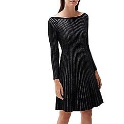 Coast - Jassy lurex knit dress