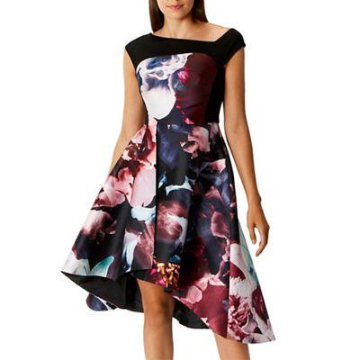 Coast Debenhams Exclusive Multi Print Foye Dress