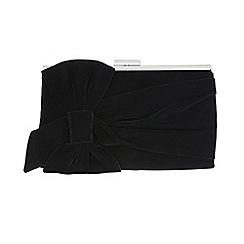 Coast - Mia velvet bow bag