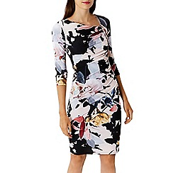 Coast - Canta print jersey dress
