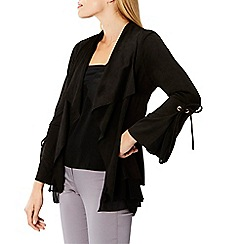 Coast - Black 'Khloe' long sleeved lightweight jacket