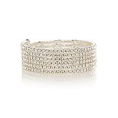 Coast - Silver 'Tyra' Wrap Bracelet