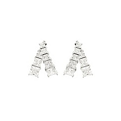 Coast - Silver 'Gisele' zirconia earrings
