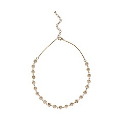 Coast - Silver 'Elva' Sparkle Ball Necklace
