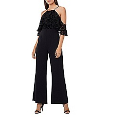 Coast - Jona burnout jumpsuit