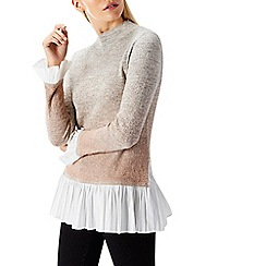 Coast - Multi ombre pure cotton 'Riley' knit top