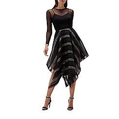 Coast - Milla burnout stripe dress
