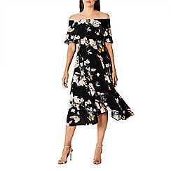 Coast - Debenhams Exclusive   Multi floral chams printed 'Brooke' dress