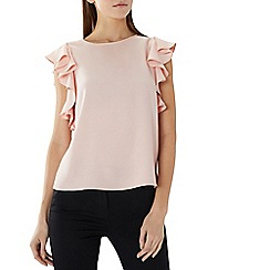Coast - Carol frill top