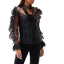 Coast - Louella frill blouse