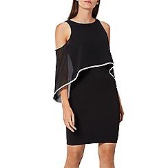 Coast - Sarah tipped velvet dress