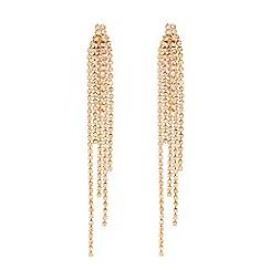 Coast - Almond 'Gracie cascade' earrings