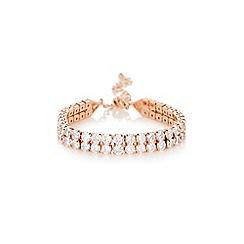 Coast - Almond cubic zirconia 'Letala' bracelet
